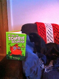 Kittens reading MBFZG